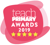 Teach Primary Awards 5*. Guanyador 2019